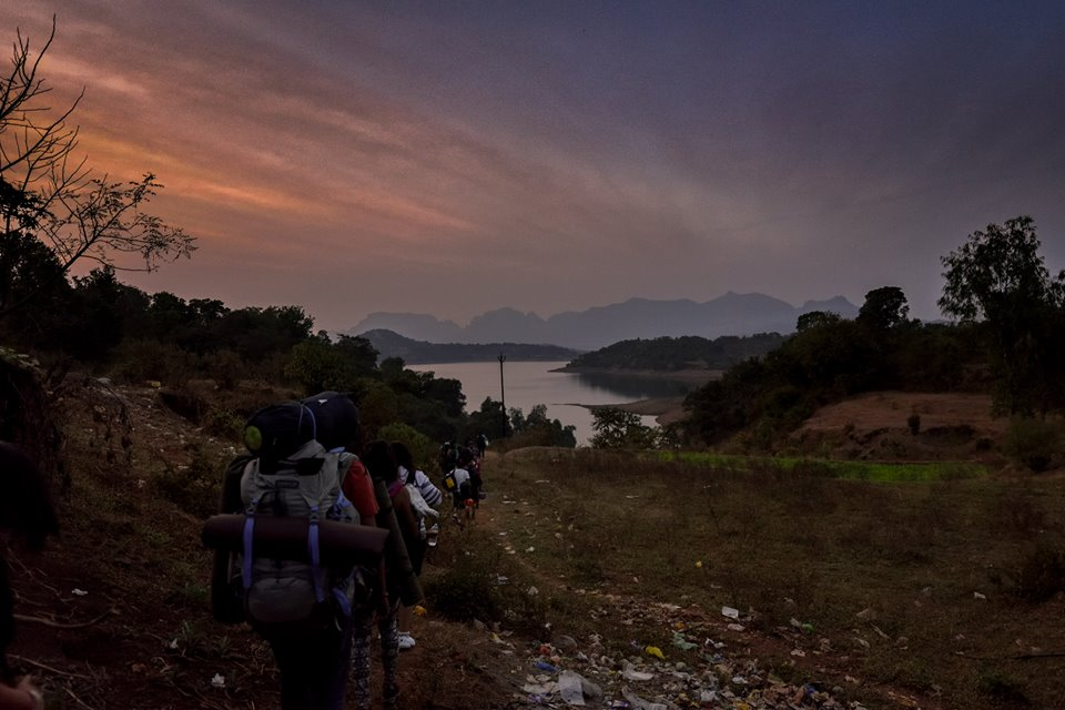 bhandardara near mumbai pc anish padalkar