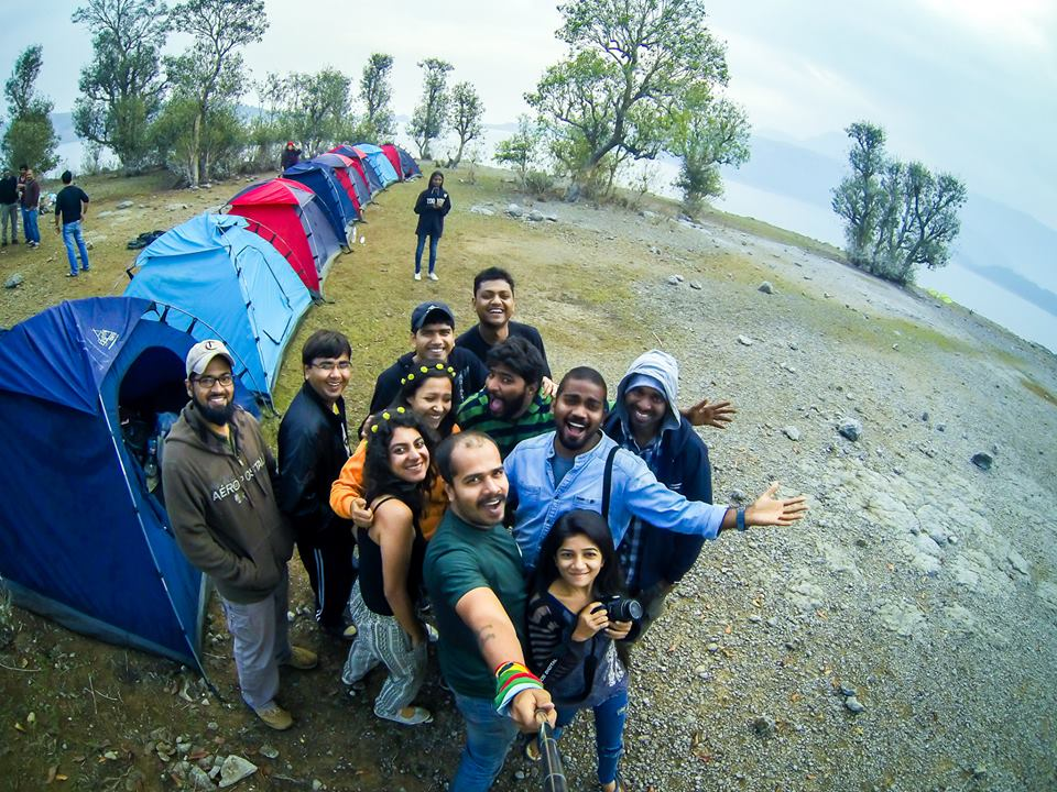 camping at bhandardara pc neenad arul