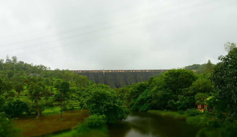 wilson dam bhandardara pc aniruddh thikam